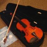 奈良・生駒・大阪の楽しいバイオリン教室 りり先生の楽器アドバイス