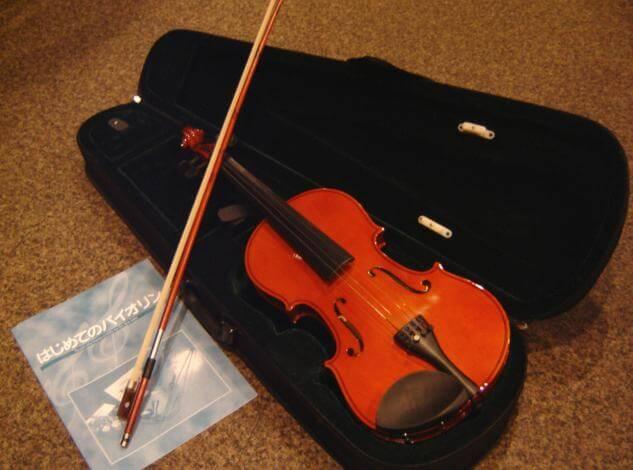 バイオリンなし