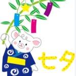 奈良・東大阪の楽しいバイオリン教室 七夕のイメージ曲とは?