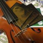 バイオリンの弦を替える時期の注意点