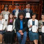 葉加瀬アカデミー認定コーチ教材撮影に参加しました!